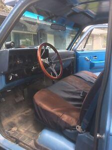 86 Chevy k10