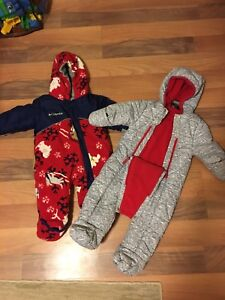 12 month snowsuits