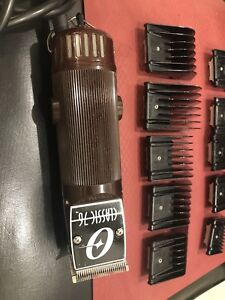 Oster classic hair clipper and Oster T-outliner