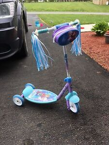 Scooter for little ones
