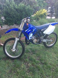 For Sale Yamaha YZ125 2001