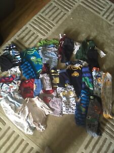 Baby boy clothing lot newborn-6months
