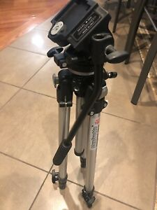 Camera tripod - Manfrotto
