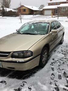2004 Chevy Impala - as is