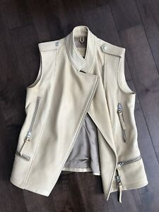Authentic Roots leather vest