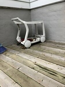 Garden or patio cart