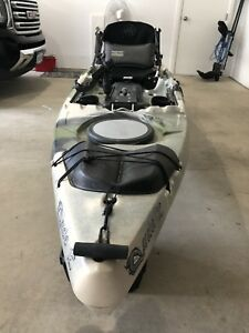 Jackson Cuda 12' Fishing Kayak