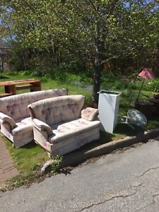 Moving sale, everything for free