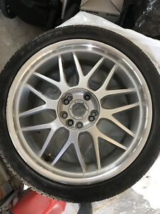 18 inch Alloys - used