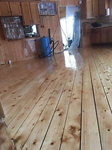 Want to swap Electrical Work for Hardwood Floors