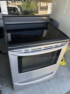Kenmore stainless steel stove -can deliver