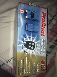 SELLING BRAND NEW REMOTE CONTROL CAR STARTER!