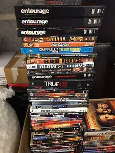 Box of DVDS London Ontario image 4