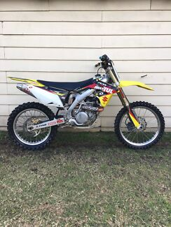 2009 injected RMZ 450