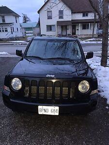 2010 Jeep Patriot as is