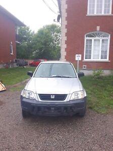CR-V MANUEL 1999 AWD
