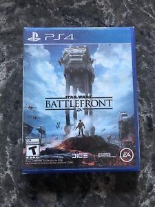 Star Wars Battlefront PS4 NEW/SEALED