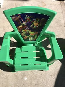 Teenage mutant ninja turtle chairs