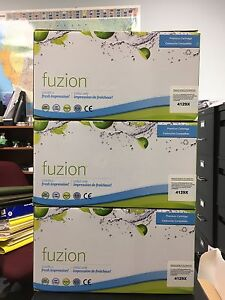 3 - Fuzion C4129X New Black Compatible Toner HP LASER JET