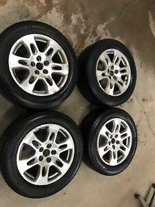 Original Acura MDX wheels R18
