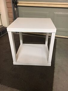 Cube Side Table / storage cube Jesmond Newcastle Area Preview
