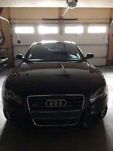 2010 Audi A5 S-line 6 speed manual 156km as is $14.000 O.B.O