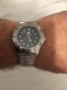 Tag Heuer 2000 AUTOMATIC Professional WK2117.BA0311