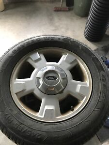 Mag ford F150 2010