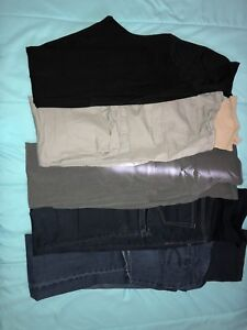 Lot of med maternity pants