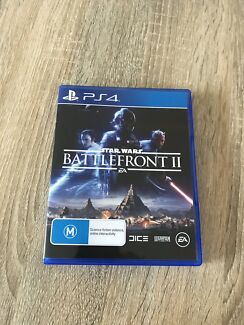 Star Wars Battlefront I & II (PS4) Gymea Sutherland Area Preview