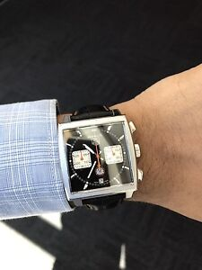 Tag Heuer Monaco Caliber 12 Limited Edition $3700 South Brisbane Brisbane South West Preview