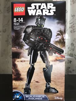 LEGO 75121 - Imperial Death Trooper