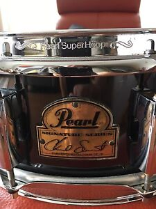 /( LOWER PRICE)\ Pearl Signature Series Snare Chad Smith