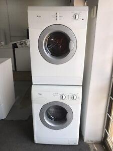"Duo laveuse;sécheuse whirlpool mini 24""%% TAXES INCLUSES %%"
