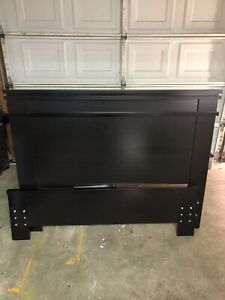 Queen bed head and end board