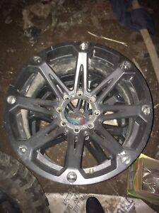 "22"" superduty rims"