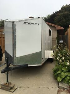 Enclosed Trailer, Camp or Haul