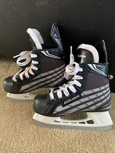 YOUTH BAUER Skates 12.5