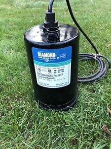 New submersible pump
