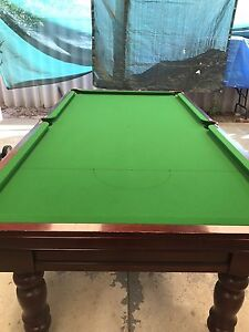 8x4 Slate Pool Table: NEEDS TO BE GONE ASAP Thornlie Gosnells Area Preview