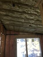 Complete insulation & drywall call 403-401-2496