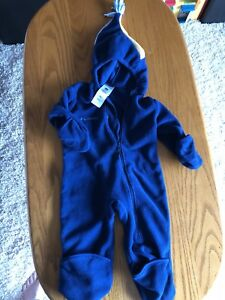 Columbia fleece one piece