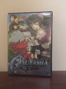 Inuyasha: The castle beyond the looking glass anime