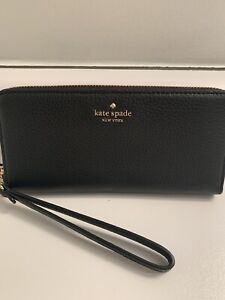 BNWTS-KATE SPADE JACKSON WALLET WITH STRAP
