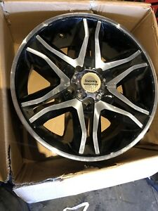 Jantes Mag roues wheels Dodge Ram 1500 20""
