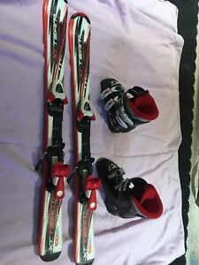 Yourh ski/boot package