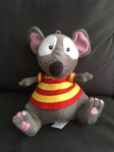 Toopy plush toy from Toopy and Binoo