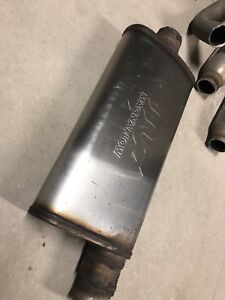 """Magnaflow Muffler 24"""" with 2.5 inlet ..$80 great condition"""