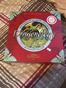 Dragonology the game