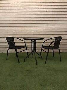 Outdoor table set Northgate Brisbane North East Preview